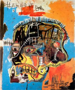 300px-Untitled_acrylic_and_mixed_media_on_canvas_by_--Jean-Michel_Basquiat--,_1984