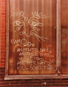 Basquiat: um artista versátil...