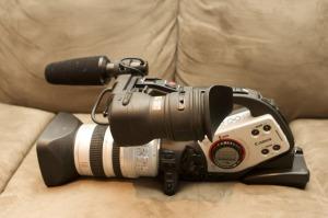1358931577_475549051_1-Fotos-de--Camera-de-Video-Profissional-canon-xl2-completa