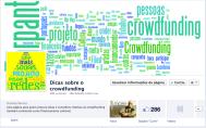 uma página para quem quer encontrar as melhores dicas sobre o Crowdfunding em português! Curta no link seguinte: https://www.facebook.com/DicasSobreCrowdfunding?fref=ts