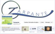 Página do site Zarpante.Crowdfunding, notícias, música, arte, cultura, lusofonia e muito mais... Para curtir basta clicar aqui: https://www.facebook.com/Zarpante?fref=ts