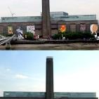 Nunca na Tate modern art