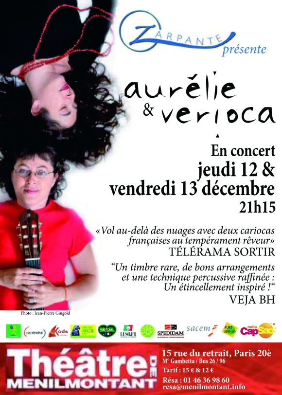 Aurélie & Verioca_Théâtre de Ménilmontant1