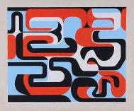 FLORA, 1953, Óleo sobre tela. 83 x 98,5 cm