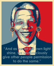madiba-in-ear