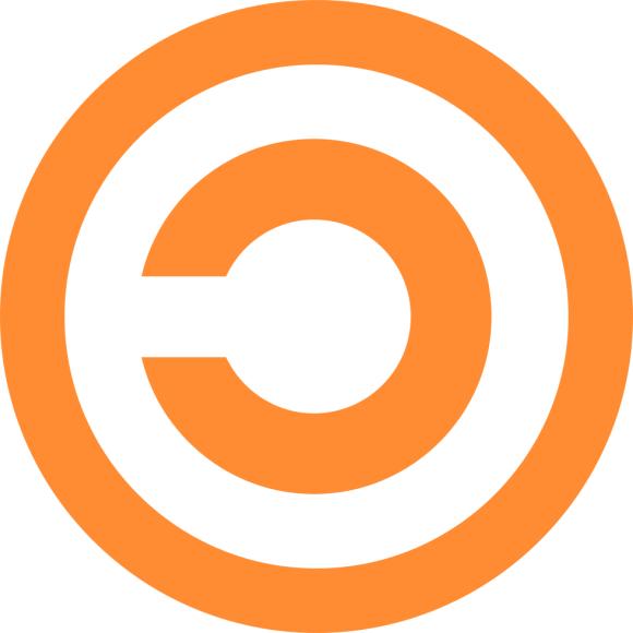 Copyleft - Orange